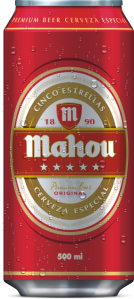 Mahou 5 Star