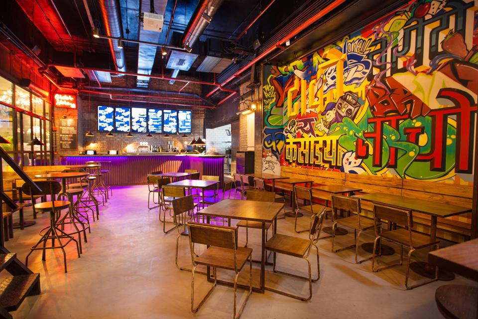 Taco Bell _Epicuria Nehru Place